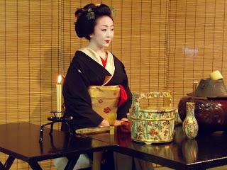 Japon Tokio Geishas
