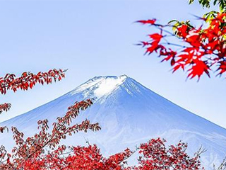 Japon Tokio Monte Fuji