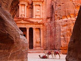 Jordania Petra Ciudad Escondida