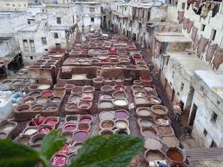 Marruecos Fez Chowuara