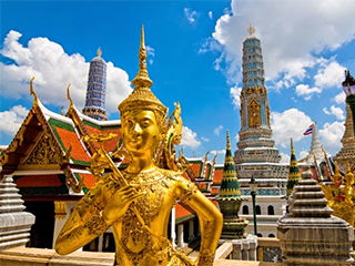 Mexico Bangkok Bangkok