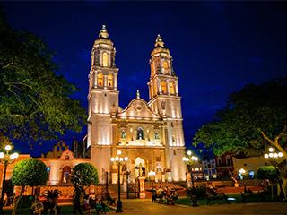 Excursiones por Campeche desde Lima Perú