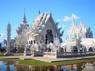 Mexico Chiang Rai Templo Blanco