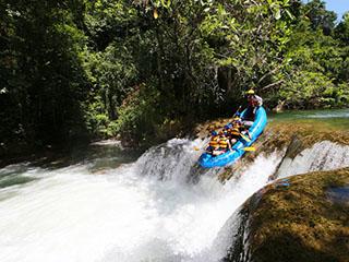 Tours a Selva Lacandona desde Monterrey