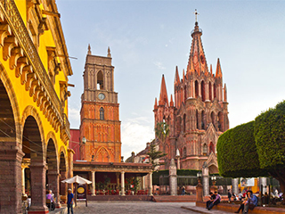Excursiones por Ciudad de México desde Lima Perú