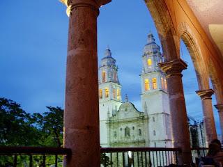 Viajes a Yucatán desde Colombia Bogotá