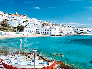 Excursiones por Grecia desde Los Angeles California New York Miami USA