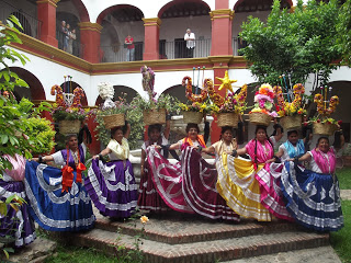 Mexico Oaxaca Folklor