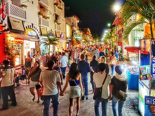 Mexico Playa Del Carmen Ta Av