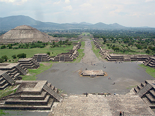 Mexico Teotihuacan Teotihuacan