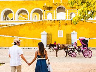 Mexico Yucatan Izamal