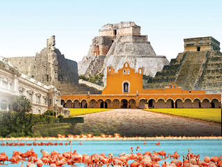 Planes Turisticos de México a México 2019