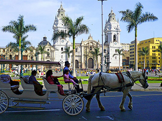 Paquetes a Perú desde Monterrey Economicos