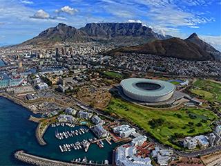 Sudafrica Ciudad Del Cabo Panoramica