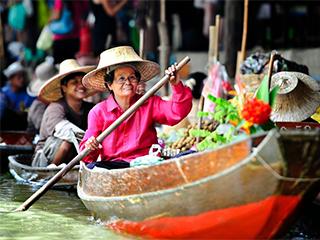Planes Turisticos de México a Tailandia 2019