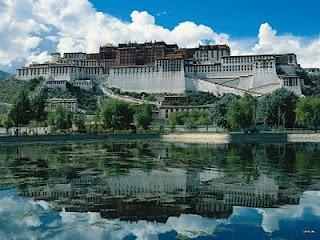 Tibet Lhasa Potalas Palace