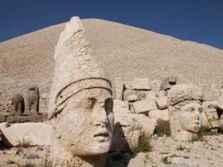 Turquia Adiyaman Monte Nemrut
