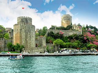 Turquia Estambul Fortaleza De Rumeli