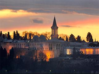 Turquia Estambul Palacio De Topkapi