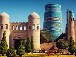 Paquetes a Asia Central desde Celaya Economicos