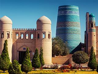 Planes Turisticos de México a Asia Central 2019