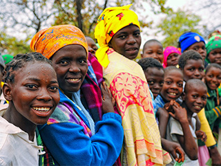 planes turisticos a África todo incluido 2018